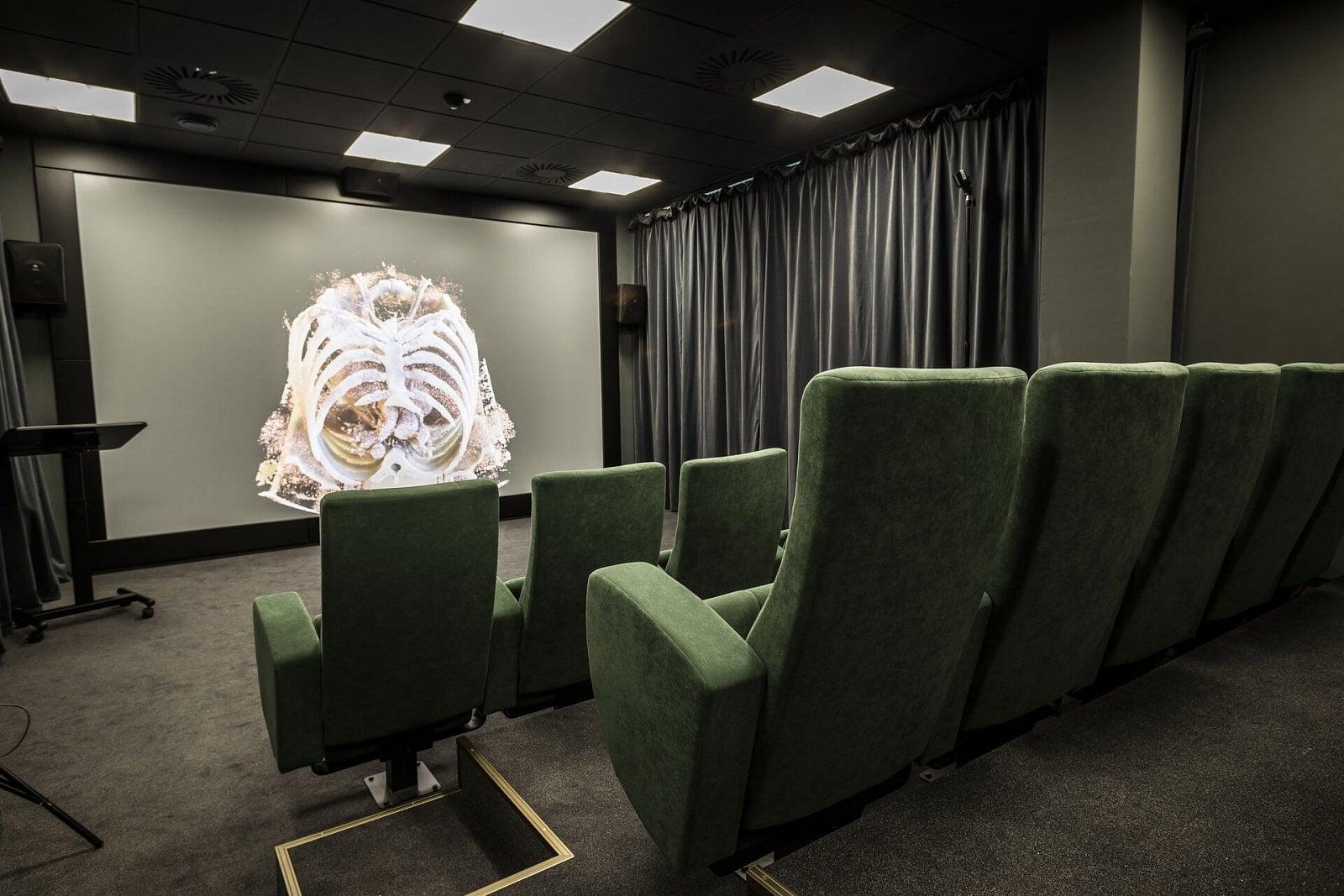 Laboratoř vizualizace a virtuální reality na IT4Innovations