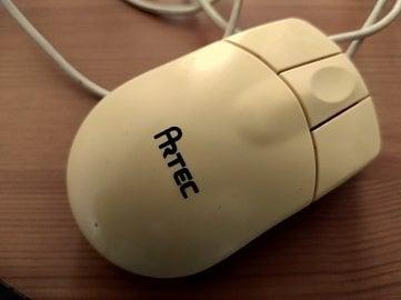 Myš Artec.