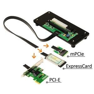Deska PCIe od BPlus určená pro nasazení externí grafické karty