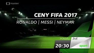Ceny FIFA 2017.