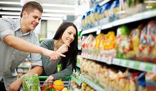 Nejčastější nepochopení při výběru potravin