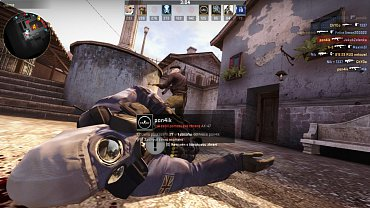 Counter-Strike: Global Offensive - obrázky ze hry.