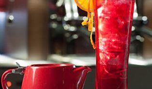 Domácí ice tea chce víc cukru než horký čaj