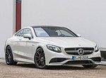 Mercedes-Benz S63AMG Coupé
