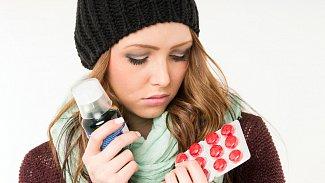 Vlhký kašel– vyberte si jeden lék a sdalšími ho nekombinujte!