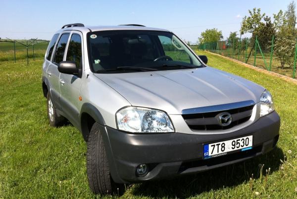 Auto, Mazda
