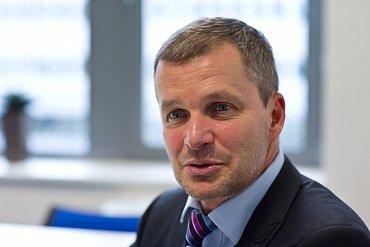 Petr Illetško, předseda představenstva ANO spořitelního družstva. (02/2016)