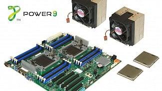Talos II deska CPU POWER9