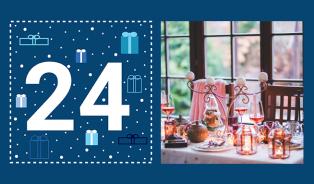 Co všechno patří na vánoční stůl