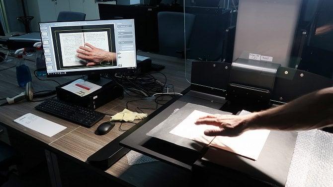 Národní knihovna: Vúložišti máme 270TB dat, digitalizováno je téměř 56milionů stran