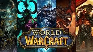 Root.cz: Server World of Warcraft z roku 2004 byl zavřen