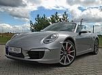 TEST: Porsche 911 Carrera S Cabrio - nahoře bez