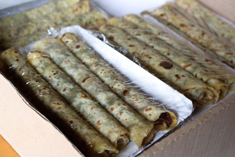 Přesňáky: tradiční bramborové placky