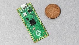 Raspberry Pi Pico mince