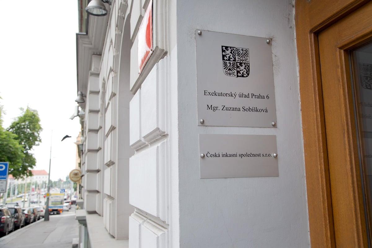 Exekutorský úřad na Praze 6