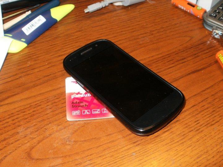 Nexus S - foto stroje