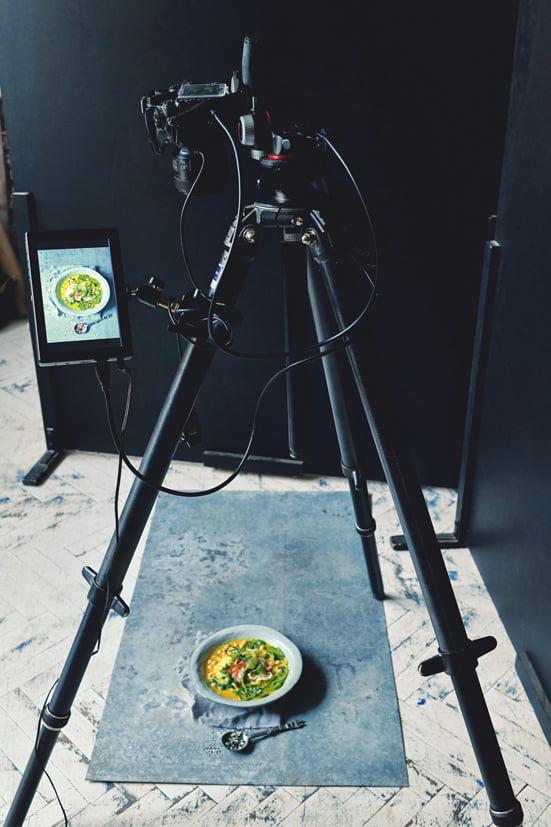 Jak se fotografuje jídlo, radí Alena Hrbková