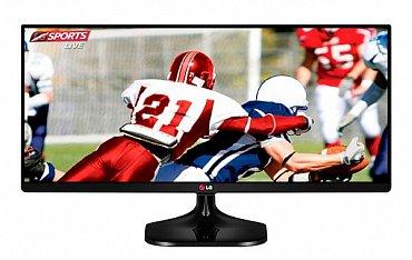 """LG 29UT55V (9.890 Kč) představuje v současné nabídce na našem trhu naprosto unikátní """"monitoro-televizor"""". Má totiž poměr stran proveden v tzv. kino formátu 21:9."""