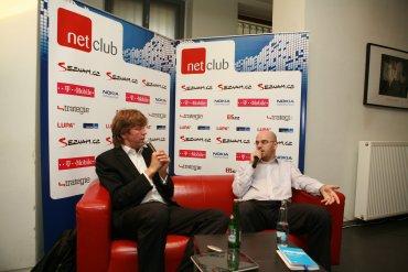NetClub s Michalem Heisigem