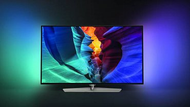 """Philips řady 6300, například 40PFK6300, je na obrazovkou kvalitu zaměřený """"hloupý"""" Full HD televizor s hliníkovým rámečkem i podstavcem. Ke koupi jsou úhlopříčky 102 cm (40""""), 107 cm (42""""), 119 cm (47"""") a 140 cm (55""""), cena začíná na 18.000 Kč."""