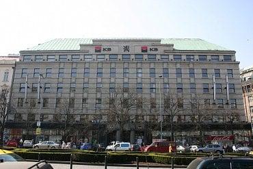 Sídlo Komerční banky
