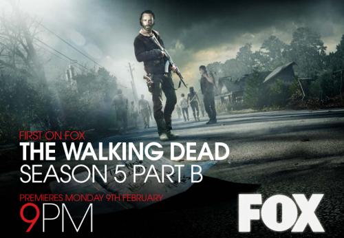 Diváci v České republice legální cestou nové díly seriálového hitu The Walking Dead ještě neviděli. Museli si je stáhnout z internetu.