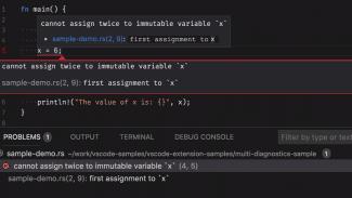 Visual Studio Code 1.22