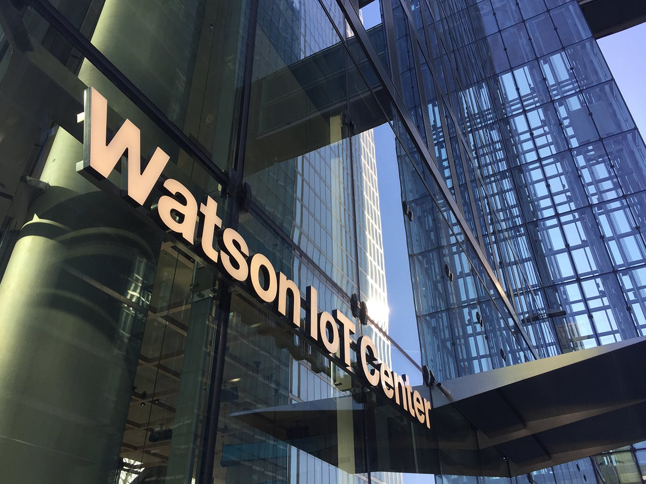 IBM Watson IoT Center v Mnichově