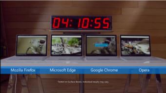 Lupa.cz: Edge nejmíň žere baterii, chlubí se Microsoft