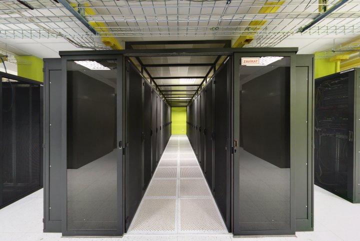 Datové centrum GTS/CE Colo Želivská