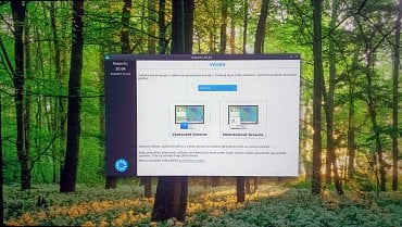 Greenie Linux 20.04 - instalace