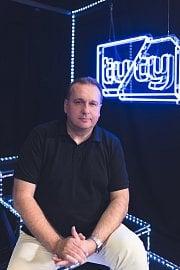 Obchodní ředitel dětské televize Tuty Pavel Bouček.