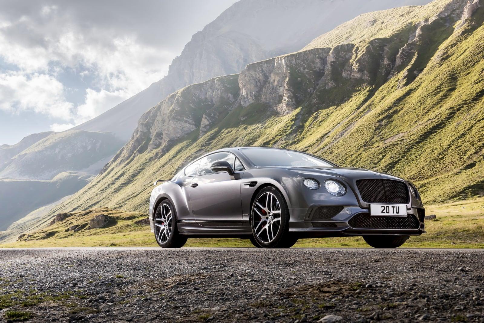 Bentley Continental Supersports (2017)