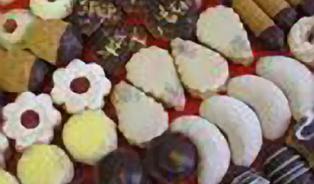Dejte si k vánočním pohádkám zdravé cukroví