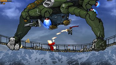 Intrusion 2 - obrázky ze hry.