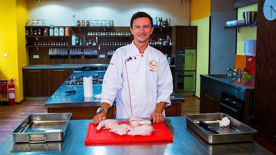 Lukáš Jeništa, kuchař Chefparade