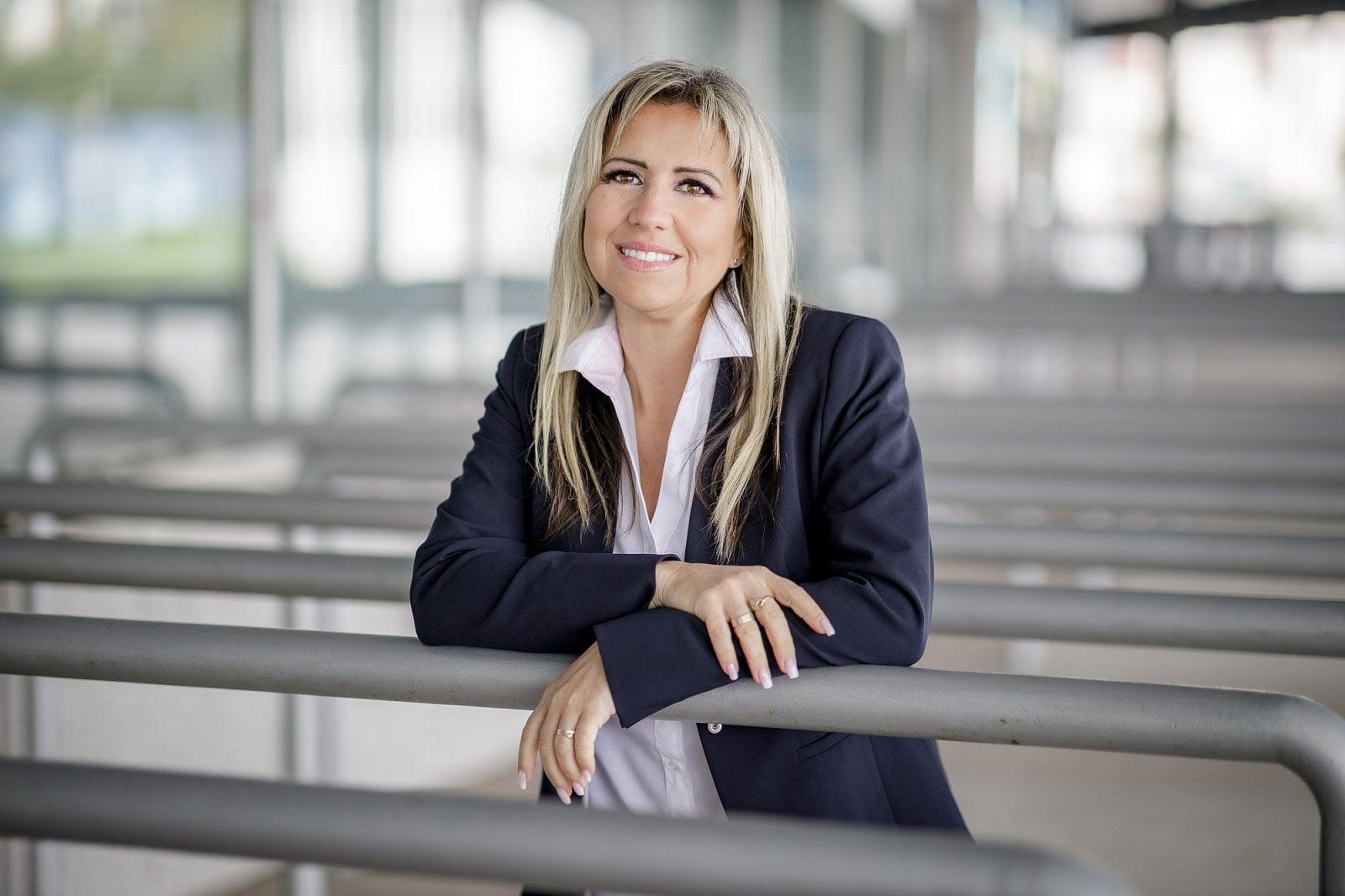 Zdenka Van der Zwan, RedHat