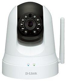Dohledovou kameru D-Link DCS-5020L (4 825 Kč) můžete dálkově natáčet a jde i zoomovat.