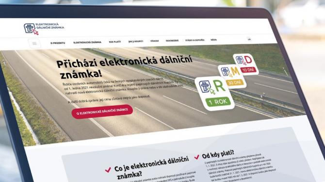 [aktualita] E-shop na elektronické dálniční známky odstartuje v prosinci, edalnice.cz už běží