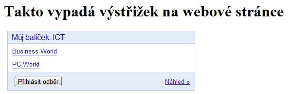 google reader - web