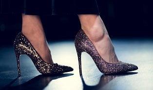 Fetišismus: Nechci vás, ale vaše boty
