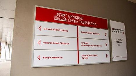 Centrála Generali České pojišťovny v Praze na Pankráci. (07/2020)
