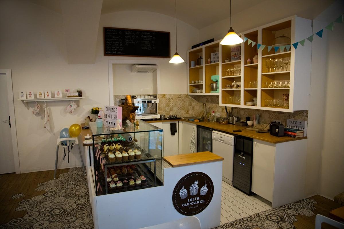 Lelí's Cupcakes: První cupcake obchod v Česku