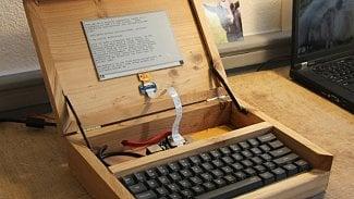 Root.cz: Postavte si digitální psací stroj