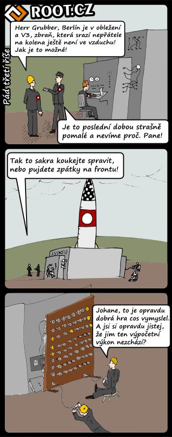 Pád třetí říše