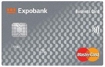 Expobank platební karta