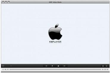 KMPlayer umí vypadat i jako aplikace pro Mac OS