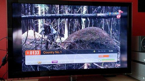 Nová televize Písnička se místo stanice Country no.1 objevila také v nabídce kabelového operátora UPC.