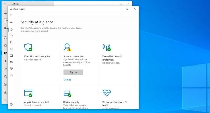 Standardně ve Windows Sandboxu neuvidíte žádné možnosti přizpůsobení. Ostatně je to dobře, protože alespoň zůstanou osobní data mimo Sandbox – minimálně do okamžiku, kdy to skutečně nebude třeba.