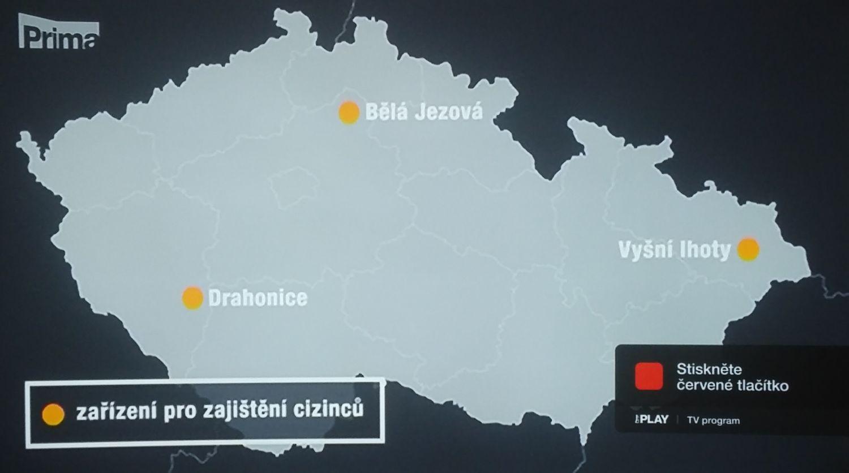 HbbTV na různých TV stanicích